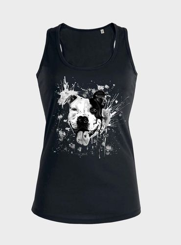 TankTop - Black&White - Bio&Fairtrade